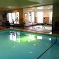 Swimming pool at Hampton Inn & Suites Scottsburg