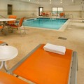 Swimming pool at Hampton Inn & Suites Selma San Antonio