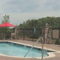 Swimming pool at Hampton Inn & Suites Sevierville at Stadium Drive