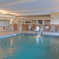 Swimming pool at Hampton Inn & Suites St. Louis South
