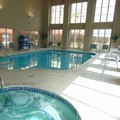 Swimming pool at Hampton Inn & Suites Streetsboro
