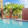 Swimming pool at Hampton Inn & Suites Tampa / Ybor City