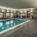 Swimming pool at Hampton Inn & Suites The Colony