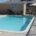 Swimming pool at Hampton Inn & Suites Tulare