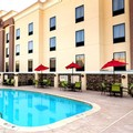 Swimming pool at Hampton Inn & Suites Tulsa Hills