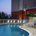 Swimming pool at Hampton Inn & Suites Turkey Creek / Farragut