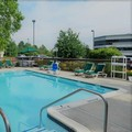 Swimming pool at Hampton Inn & Suites Valley Forge Oaks