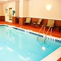 Swimming pool at Hampton Inn & Suites Warrington Warminster Horsham