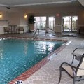 Swimming pool at Hampton Inn & Suites Waxahachie