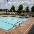 Swimming pool at Hampton Inn Suites West Point