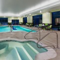 Swimming pool at Hampton Inn & Suites Williamsport Faxon Exit