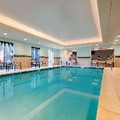 Swimming pool at Hampton Inn & Suites Wilmington / Christiana