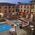 Swimming pool at Hampton Inn & Suites Windsor Sonoma Wine Country
