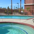 Swimming pool at Hampton Inn & Suites Yuma
