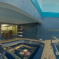 Swimming pool at Hampton Inn & Suites by Hilton Calgary University Nw