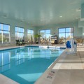 Swimming pool at Hampton Inn & Suites by Hilton Chicago Schaumburg