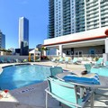 Photo of Hampton Inn & Suites by Hilton Miami Brickell Dow Pool