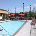 Swimming pool at Hampton Inn & Suites by Hilton Millington