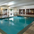 Swimming pool at Hampton Inn & Suites by Hilton Montreal(Dorval)