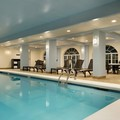 Swimming pool at Hampton Inn & Suites by Hilton Newport / Middletown