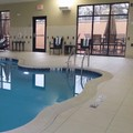 Swimming pool at Hampton Inn & Suites by Hilton Robbinsville