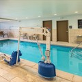 Swimming pool at Hampton Inn & Suites by Hilton Silverhtorne