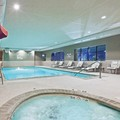 Swimming pool at Hampton Inn & Suites by Hilton Tulsa North / Owass