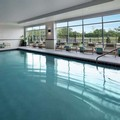 Swimming pool at Hampton Inn Teaneck / Glenpointe Nj