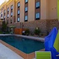 Swimming pool at Hampton Inn Texarkana Arkansas