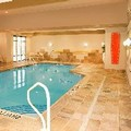 Swimming pool at Hampton Inn Toronto / Brampton