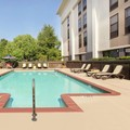 Swimming pool at Hampton Inn Trussville