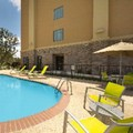 Swimming pool at Hampton Inn Uvalde