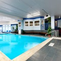 Swimming pool at Hampton Inn & Vermont Event Center Burlington