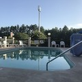 Swimming pool at Hampton Inn Walterboro