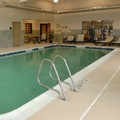 Swimming pool at Hampton Inn Watertown