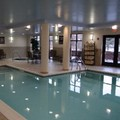 Swimming pool at Hampton Inn Webster / Rochester