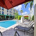 Swimming pool at Hampton Inn West Palm Beach