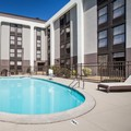 Swimming pool at Hampton Inn West Springfield