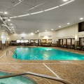 Swimming pool at Hampton Inn Wheeling / St. Clairsville