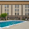 Exterior of Hampton Inn Wichita West