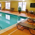 Swimming pool at Hampton Inn Williamsburg Ky