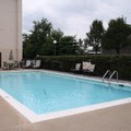 Swimming pool at Hampton Inn Winchester University / Mall Area