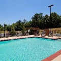 Swimming pool at Hampton Inn Winfield