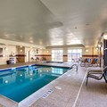 Swimming pool at Hampton Inn by Hilton