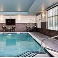 Swimming pool at Hampton Inn by Hilton Augusta