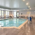 Swimming pool at Hampton Inn by Hilton Buffalo Hamburg