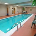 Swimming pool at Hampton Inn by Hilton Grand Rapids North