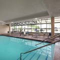 Swimming pool at Hampton Inn by Hilton I 40 (Tinker Air Force Base)