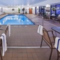 Swimming pool at Hampton Inn by Hilton Manhattan