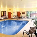 Swimming pool at Hampton Inn by Hilton Mount Pleasant